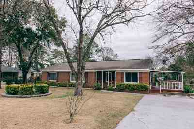 Warner Robins Single Family Home For Sale: 106 Oconee Street