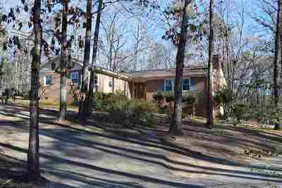 Macon Single Family Home For Sale: 1433 Johnson Road