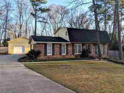 Warner Robins Single Family Home For Sale: 424 Forest Lake Drive