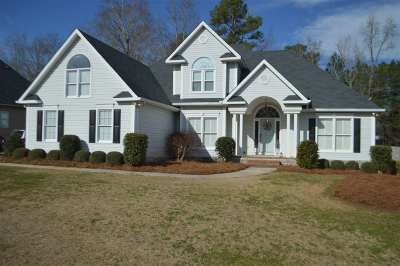Macon Single Family Home For Sale: 128 Springwood Ct