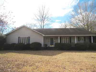 Perry Single Family Home For Sale: 107 Old Farm Road