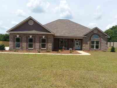Peach County Single Family Home For Sale: 541 Hampton Oaks Way