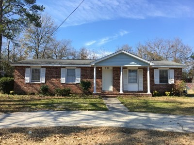 Warner Robins Single Family Home For Sale: 114 Hazel Drive