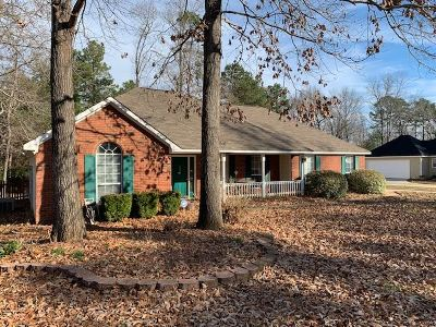 Warner Robins Single Family Home Verbal Agreement: 1204 Panola Circle