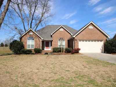Perry Single Family Home For Sale: 211 Noah Lane