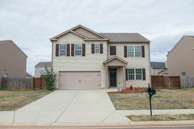 Single Family Home For Sale: 215 Flowing Meadows Drive