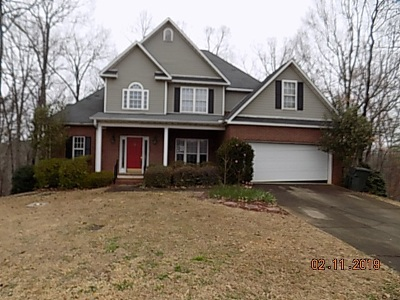 Macon Single Family Home For Sale: 410 Badin Court
