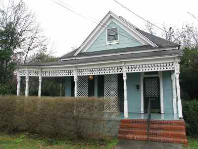 Macon Single Family Home For Sale: 3930 Napier Avenue