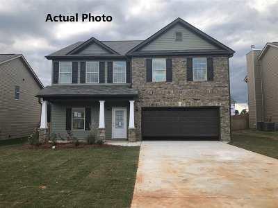 Byron Single Family Home For Sale: 908 Amelia Drive