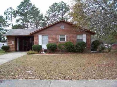 Warner Robins Single Family Home For Sale: 419 Alabama Avenue