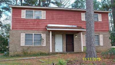 Macon Single Family Home For Sale: 1887 Crestview Drive