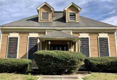 Macon Single Family Home For Sale: 1055 Walnut Street
