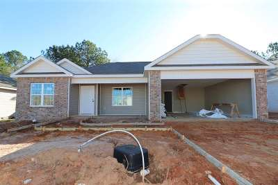 Warner Robins Single Family Home For Sale: 1204 Johnson Road