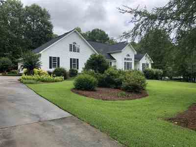 Macon Single Family Home For Sale: 117 Deer Run Drive