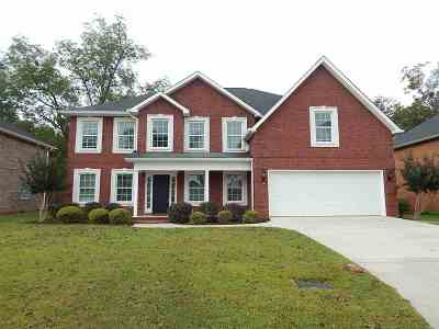 Warner Robins Single Family Home For Sale: 112 Cheshire Drive