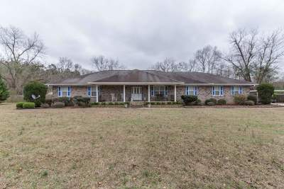 Fort Valley Single Family Home For Sale: 2339 Ga Highway 49 S