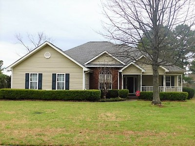 Warner Robins Single Family Home For Sale: 125 Ellicott