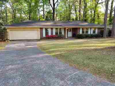 Macon Single Family Home For Sale: 4708 Cheryle Ann Drive