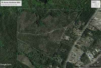 Crawford County Residential Lots & Land For Sale: NW Hortman Mill Road