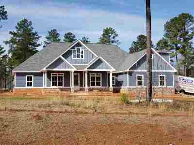 Perry Single Family Home For Sale: 4025 Roundtop