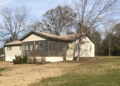 Fort Valley Single Family Home For Sale: 2154 Taylors Mill Road