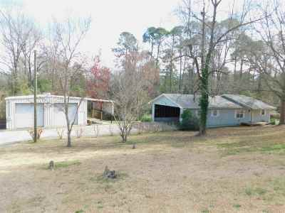 Macon Single Family Home For Sale: 2859 Adahi Drive