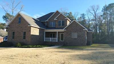 Warner Robins Single Family Home For Sale: 214 Brentwood Drive
