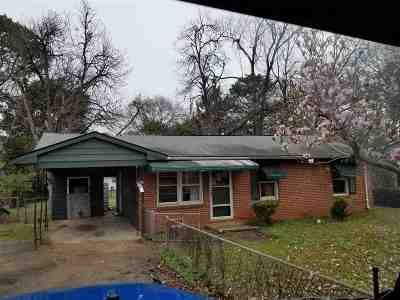 Warner Robins Single Family Home Verbal Agreement: 1104 Green Street