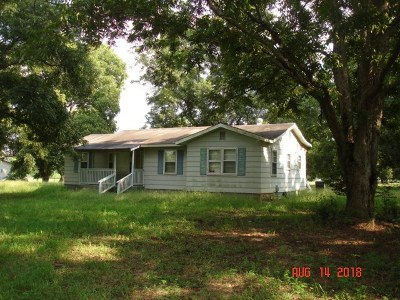 Fort Valley Single Family Home For Sale: 7450 E Hwy 96