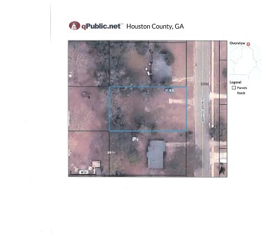 Warner Robins Residential Lots & Land For Sale: 709 American Boulevard