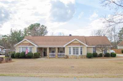 Warner Robins Single Family Home For Sale: 120 Partridge Trail