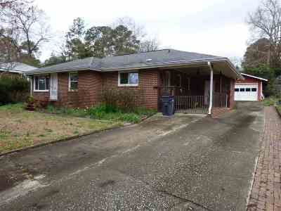 Warner Robins Single Family Home For Sale: 211 Briarcliff Road