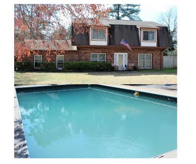 Warner Robins Single Family Home For Sale: 118 Deerwood Circle