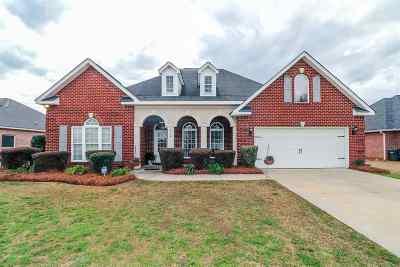 Byron Single Family Home For Sale: 212 Caleb Way