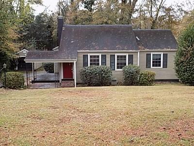 Macon Single Family Home For Sale: 2390 Kingsley Drive
