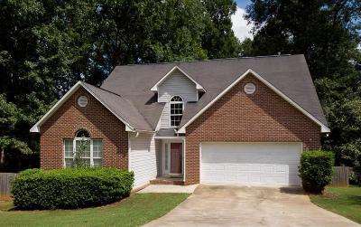 Macon Single Family Home For Sale: 203 Ashton