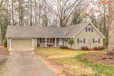 Macon Single Family Home For Sale: 327 Alexandria Drive