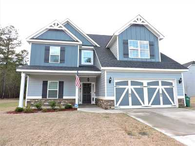 Perry Single Family Home For Sale: 103 Bluestem Court