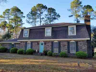 Warner Robins Single Family Home For Sale: 201 Quail Run