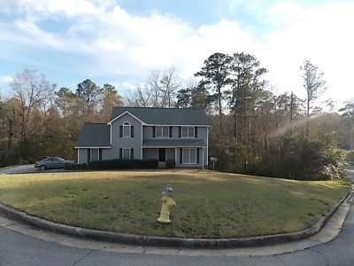 Macon Single Family Home For Sale: 2911 Pemberton Court