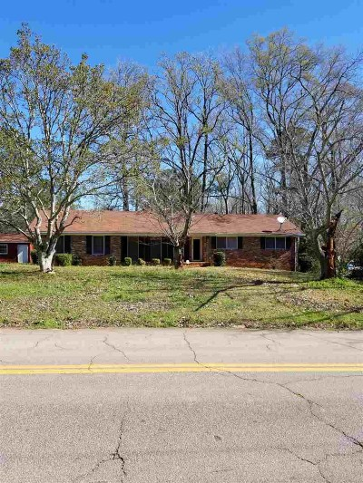 Macon Single Family Home For Sale: 3071 Clairmont Avenue