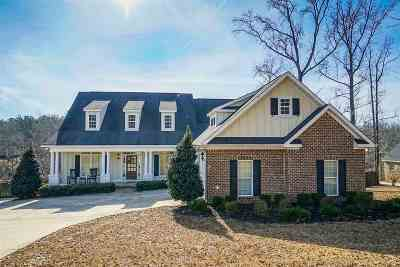 Macon Single Family Home For Sale: 135 Myrick Drive