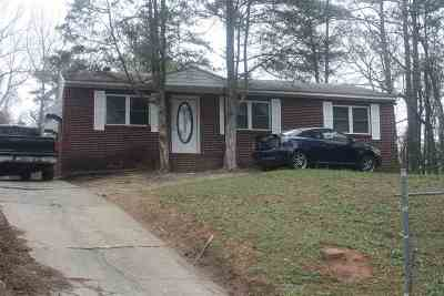 Warner Robins Single Family Home For Sale: 402 Ward Street
