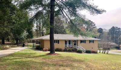 Warner Robins Single Family Home For Sale: 202 Woodland Drive