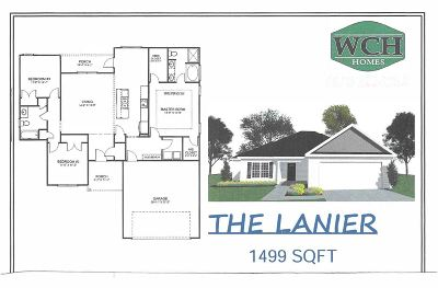 Single Family Home For Sale: Lot 20 D Milford Circle
