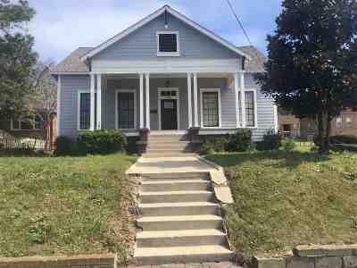 Macon Single Family Home For Sale: 632 Monroe Street