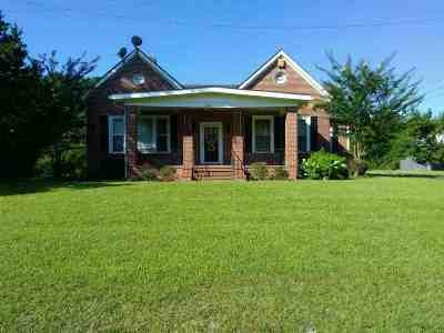 Macon Single Family Home For Sale: 7540 Thomaston Road