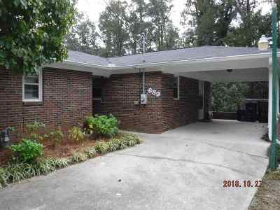 Macon Single Family Home For Sale: 689 Friar Tuck Lane