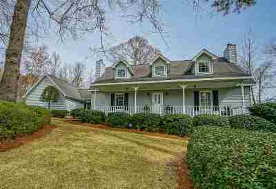 Warner Robins Single Family Home For Sale: 112 Stillwood Drive
