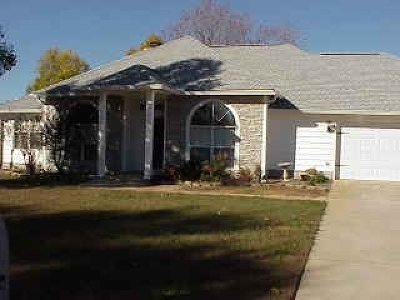 Warner Robins Rental For Rent: 323 Silver Circle